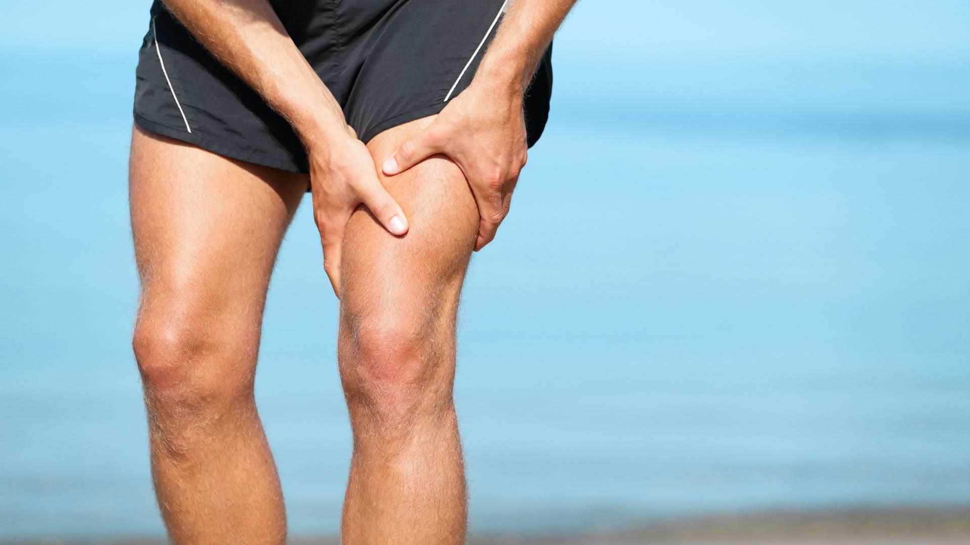 Bóle mięśni nóg