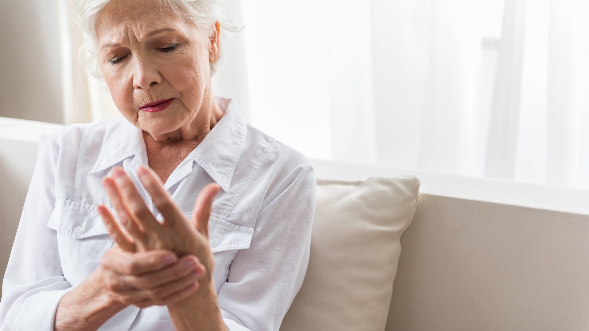 Bóle reumatyczne stawów