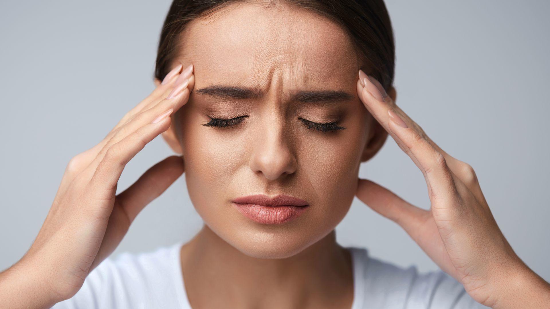 Klasterowe bóle głowy